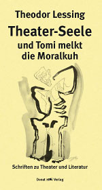 Theater-Seele und Tomi melkt die Moralkuh