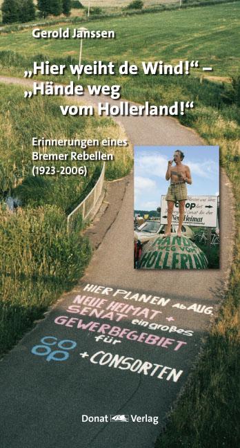 """""""Hier weiht de Wind!"""" – """"Hände weg vom Hollerland!"""""""