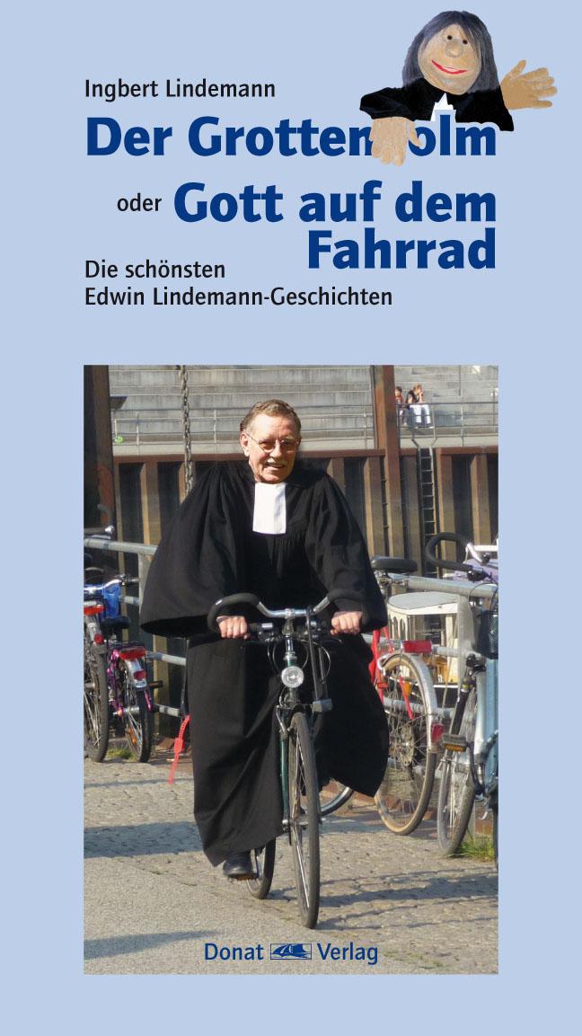 Der Grottenolm oder Gott auf dem Fahrrad