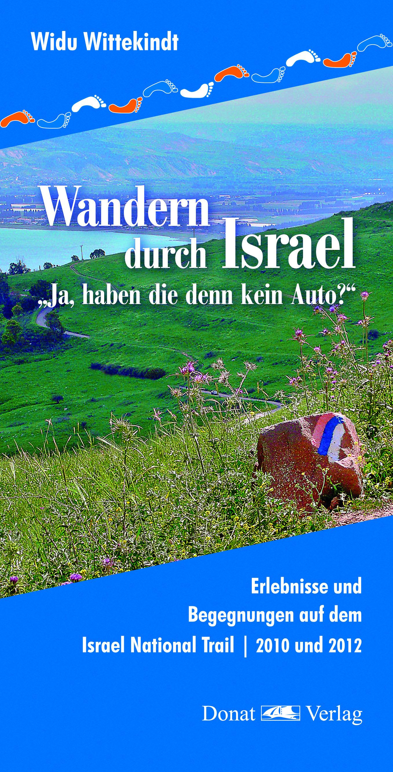 Wandern durch Israel