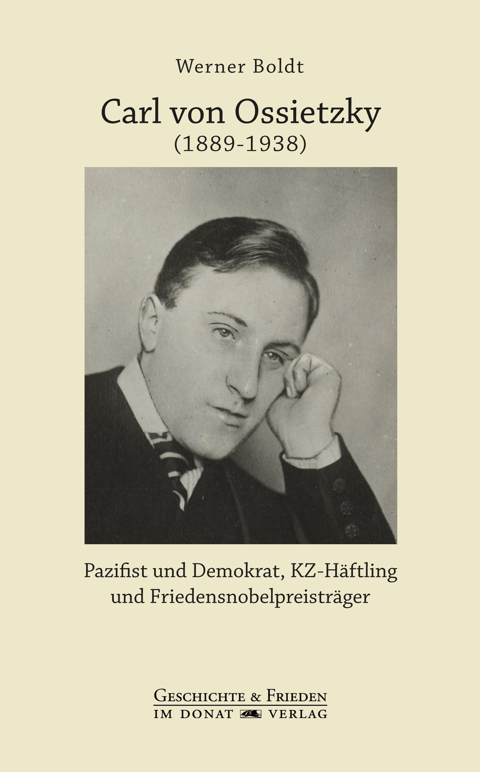 Carl von Ossietzky (1889-1938)